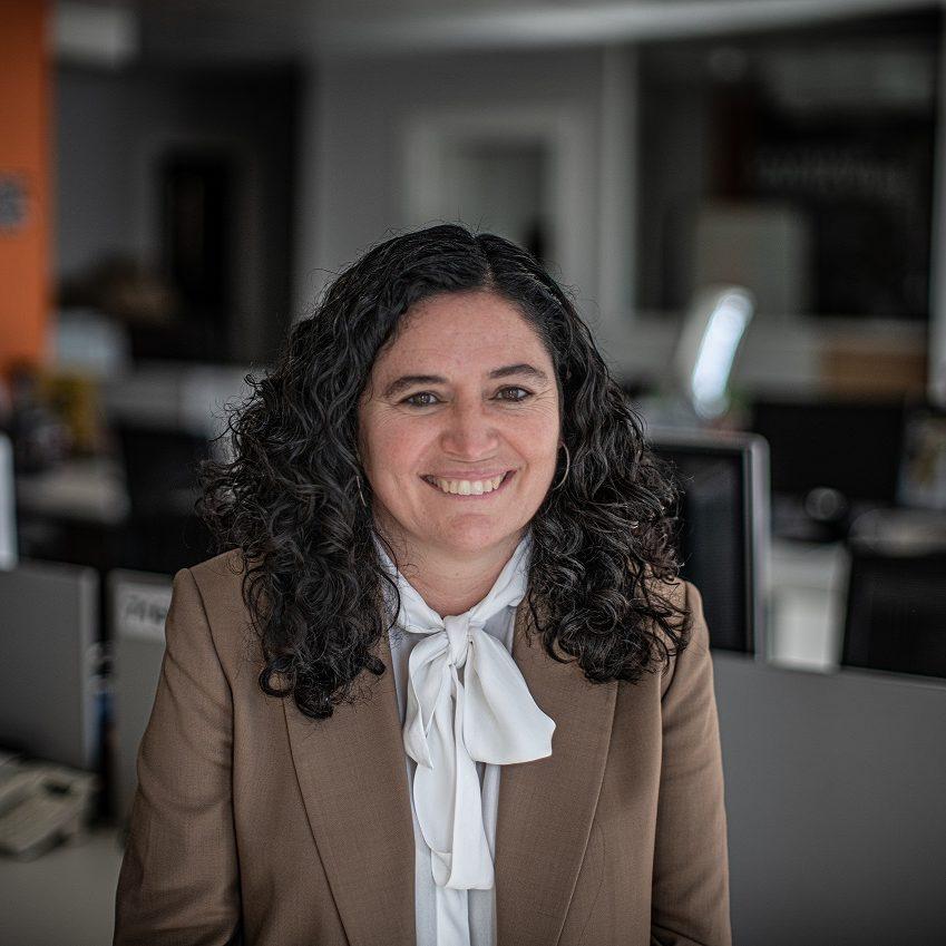 Silvia Banaiges Directora de Public Engagment