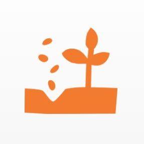 icono semilla